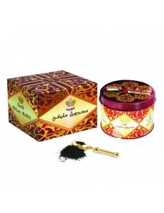 Пробник бахур древесный амбровый Oudh Ma'jun Maliki Al Haramain 10 гр.