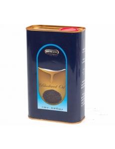 Масло черного тмина Hemani 1000 мл. в жестяной банке