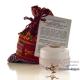 Натуральный крем для лица с шафраном, цитронеллой, ши и макадамией GOLARA Украшающая East Nights