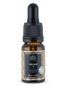 Аргановое масло Huilargan, 100% холодный отжим, с пипеткой 10 мл.