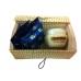 Подарочный набор Муск ( сухие духи 3 шт. + крем-парфюм) Gift pack Musk Hemani