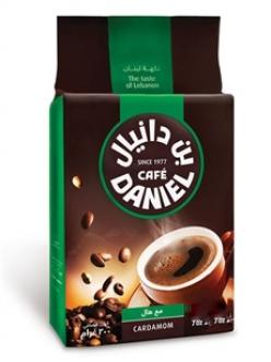 Ливанский кофе с кардамоном Daniel 450 гр. Castania