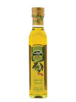 Оливковое масло Extra Virgin Olive Oil ALREEF 250 гр.