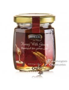 Натуральный мед с женьшенем Hemani