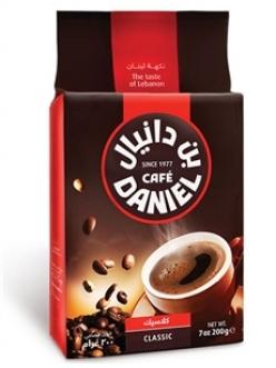 Ливанский кофе Daniel 200 гр. Castania