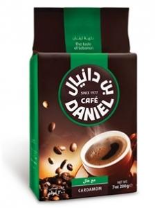 Ливанский кофе с кардамоном Daniel 200 гр. Castania