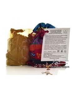 Золотая маска для лица отбеливание, очищение и омолаживание кожи DSHAVIDA «Долгожительница» East Nights