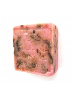 Мыло розовое лечебное Varda Faresiya c маслом розы и вечерней примулы East Nights