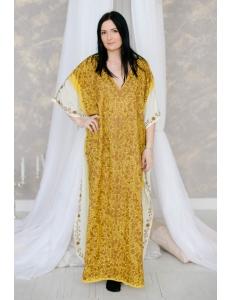Абайя арабское платье кашемир
