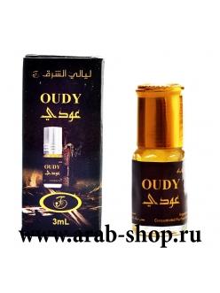 Масляные духи Oudy «Непревзойденный уд»