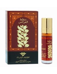 Арабские масляные духи Mukhallat Al Arais