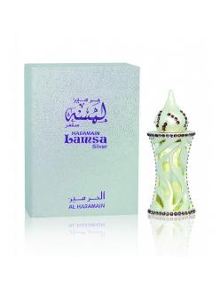 Арабские масляные духи Lamsa Silver / Ламса Серебро Al Haramain