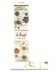 Масляные духи Asaalah / Асала Ard Al Zaafaran с кисточкой