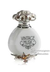 Арабские масляные духи Vintage Musk Arabesque Perfumes