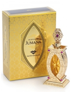 Пробник масляные духи Mukhalat Jumana / Мухалат Джумана Swiss Arabian 1 мл.