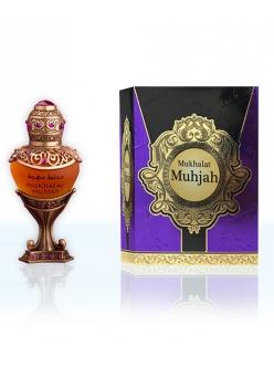 Арабские масляные духи MUKHALLAT MUHJAH / Мухаллат Мухжаб KHALIS PERFUMES