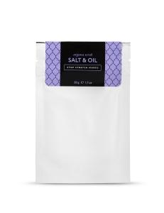 Аргановый скраб солевой от растяжек Huilargan 50 гр.