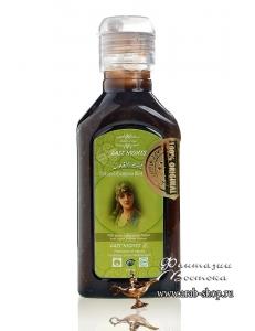 Натуральный шампунь тонизирующий с маслом зеленого кофе BINT KAMAR «Дочь радушия»
