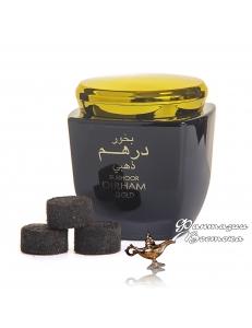 Пробник Бахур Dirham Gold Ard Al Zaafaran 10 гр.