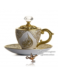 "Бахурница ""Кофейная чашка "" 10 см"