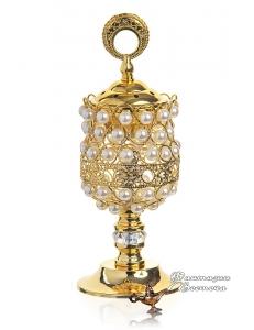 Бахурница - светильник электрическая Жемчужина