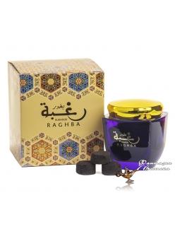 Бахур Raghba/ Рагба Ard Al Zaafaran 80 гр.