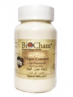 Кокосовое масло цельное BIO CHAM