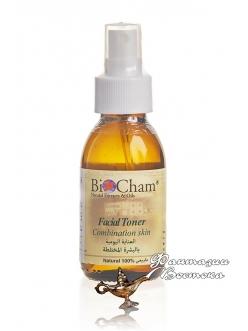 Тоник для комбинированной кожи лица с лавандой шерстистой Bio Cham