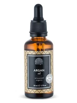 Аргановое масло Huilargan, 100% холодный отжим, с пипеткой 50 мл.