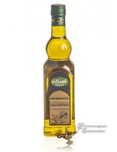 Оливковое масло первого холодного отжима Extra Virgin Olive Oil Asala 1 литр , Сирия