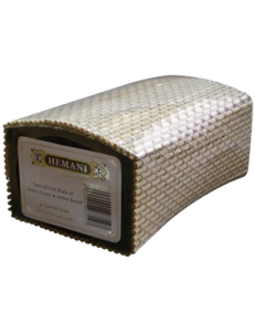 Подарочный набор Амбра ( сухие духи 3 шт.+ крем парфюм ) Gift pack amber Hemani