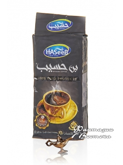 Арабский кофе с кардамоном Extra Cardamon Haseeb / Экстра Кардамон Хасиб, 200 гр. Сирия