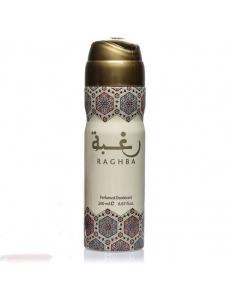 Парфюмированный дезодорант  Raghba/ Рагба LATTAFA