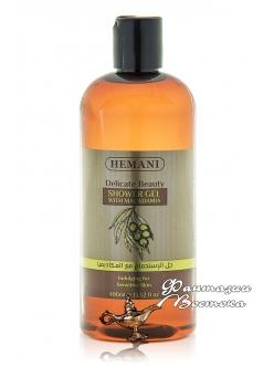 Гель для душа с макадамией Hemani Shower gel with Macadamia 400 мл.