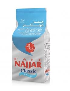 Арабский кофе Najjar Decaf без кофеина / Наджар без кофеина 200 гр. Ливан