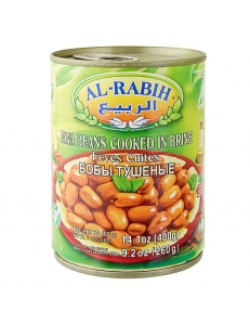 Бобы в рассоле ( Фуль) Al-Rabia, Ливан
