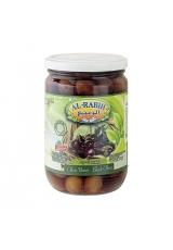 Оливки черные с косточкой Al-Rabih, Ливан ,  1000 гр