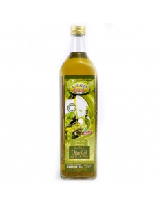 Оливковое масло Extra Virgin Olive Oil AL RABIH, Ливан 1 литр