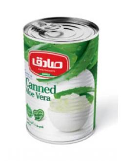 Компот из алоэ вера Canned Aloe Vera  Sadegh Иран
