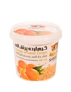 Кунжутный крем с апельсином, Shirreza, 200 г