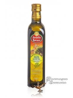 Оливковое масло первого холодного отжима / Extra virgin olive oil ٍSERJELLA 500 мл., Сирия