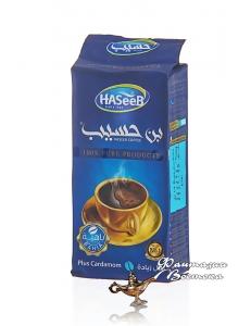 Арабский кофе с кардамоном Plus Cardamon Haseeb / Плюс Кардамон Хасиб, 200 гр. Сирия