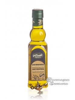 Оливковое масло первого холодного отжима Extra Virgin Olive Oil Asala 250 мл. , Сирия