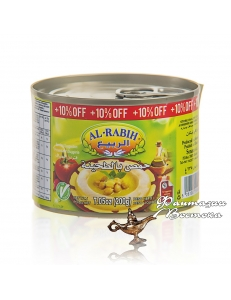 Хумус с тахиной AL-RABIH 200 гр. , Ливан