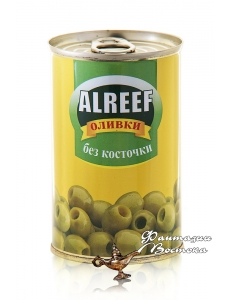 Оливки без косточки ALREEF , Сирия