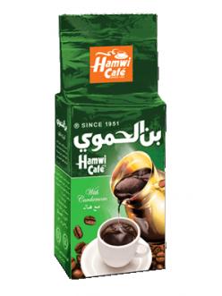 Арабский кофе с кардамоном Hamwi Cardamon , 200 гр. , Сирия