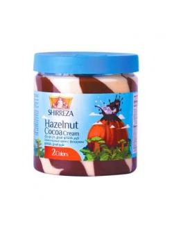 Шоколадный крем с фундуком Hazelnut cocao cream Shirreza , Иран