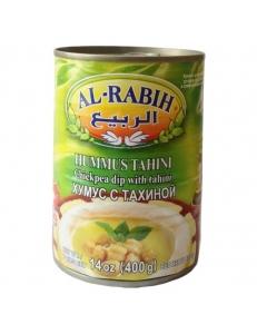 Хумус с тахиной AL-RABIH , Ливан