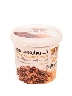 Кунжутный крем с кофе Shirreza 200 г