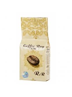 Кофе Coffee Ray Blond молотый средней обжарки с кардамоном  200 гр.